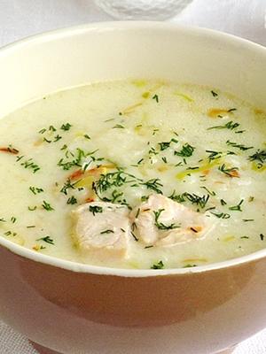 как приготовить суп из опят курицей фоторецепт