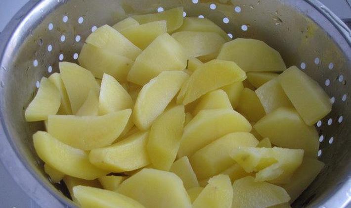 как жарить свежие опята с картошкой
