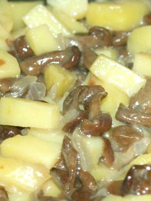 Как приготовить опята с картошкой: рецепты вкусных блюд
