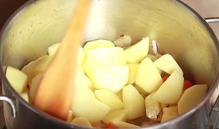 Грибной суп-пюре из лисичек: рецепты первых блюд