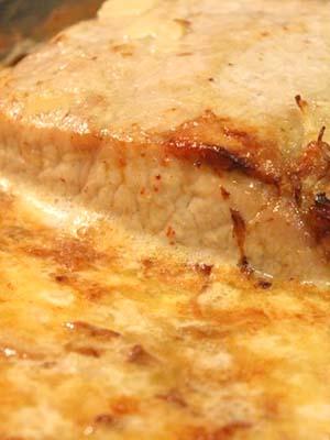 Блюда с лисичками в сливочном соусе