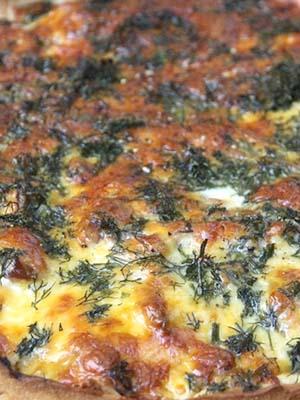 Вкусные пироги с лисичками из разных видов теста
