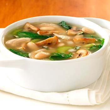 Надо ли варить шампиньоны для супа
