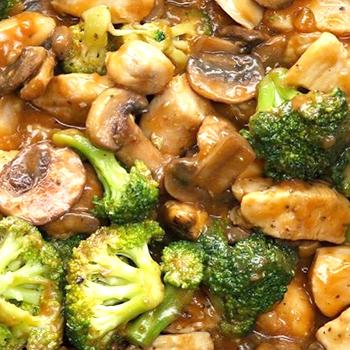 Рецепты приготовления вторых блюд из шампиньонов приготовление еды рецепты английский