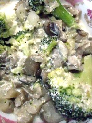Брокколи с шампиньонами: рецепты первых и вторых блюд