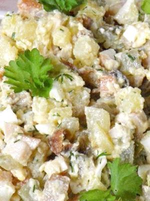 Рецепты приготовления блюд из лиловых рядовок