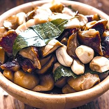 Блюда из зеленых рядовок: рецепты приготовления