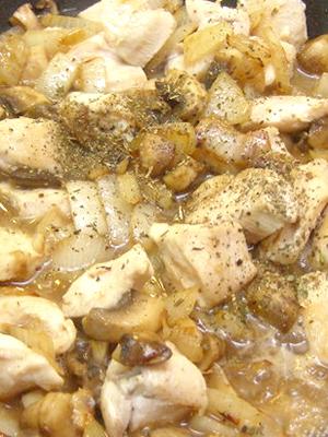 Рецепты приготовления белых грибов со сливками