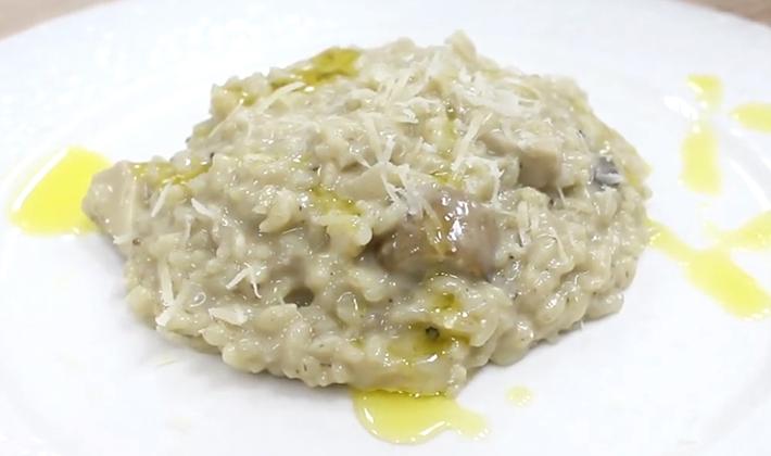 Рецепты ризотто из свежих, сушеных и замороженных белых грибов