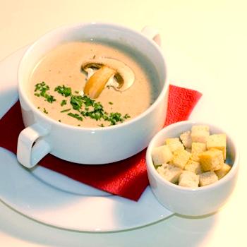 Сварить суп из белых замороженных