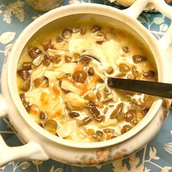 Супы из подосиновиков: рецепты первых блюд