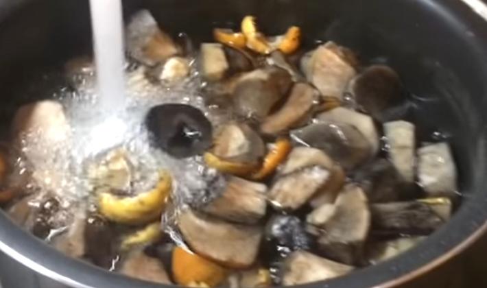 Подосиновики рецепты приготовления