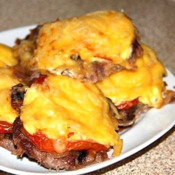 Картофель по-французски с грибами в духовке и мультиварке