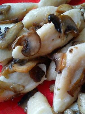 Вареники с картошкой и грибами: рецепты вкусных блюд
