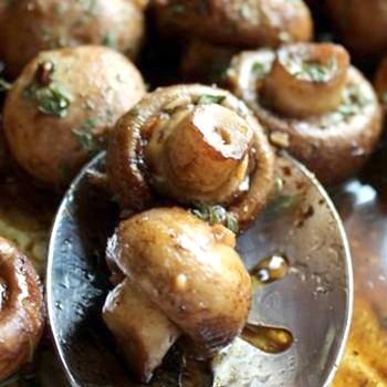Как запечь шампиньоны: рецепты для духовки и мультиварки
