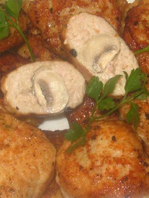 Жарка шампиньонов: рецепты грибных блюд