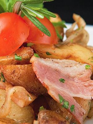 Шампиньоны с картофелем: рецепты вкусных блюд