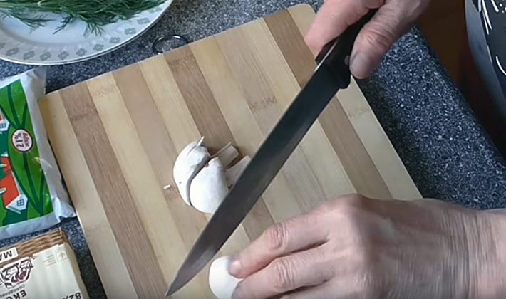 Как правильно приготовить шампиньоны в сметане