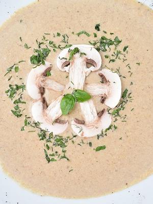 Рецепты вкусных супов из шампиньонов со сливками