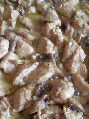 Куриная грудка с шампиньонами: рецепты вкусных блюд