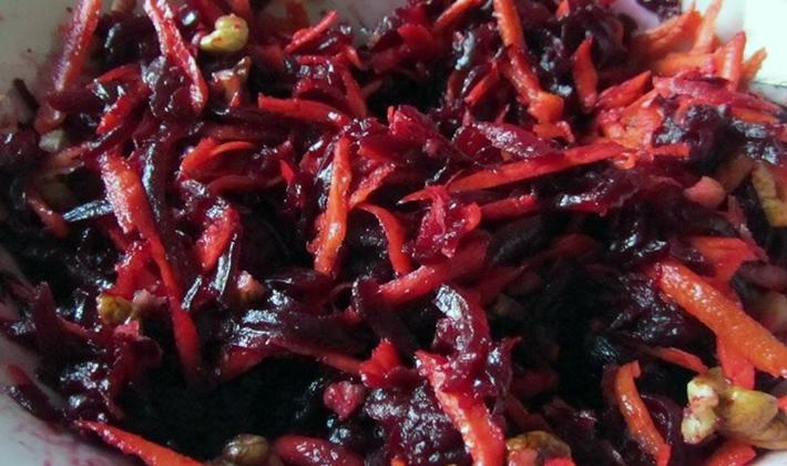 Как приготовить салаты с шампиньонами и морковью