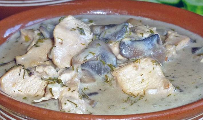 Соусы из шампиньонов: рецепты грибных подлив