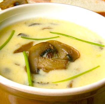 Супы с шампиньонами рецепты