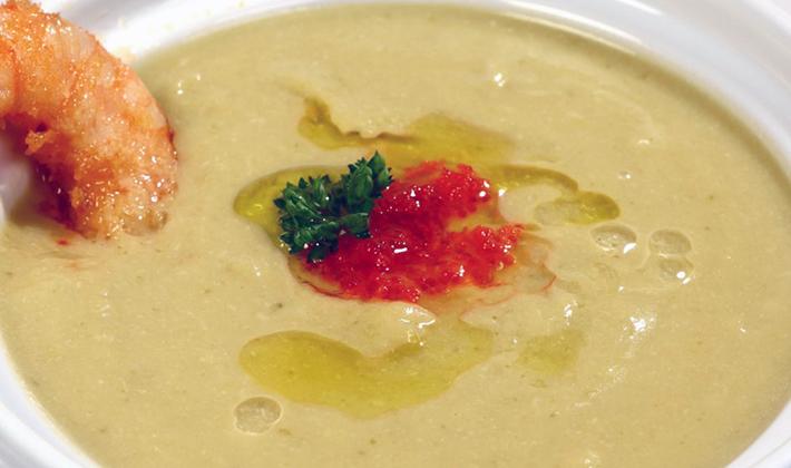 Супы-пюре с шампиньонами: домашние рецепты