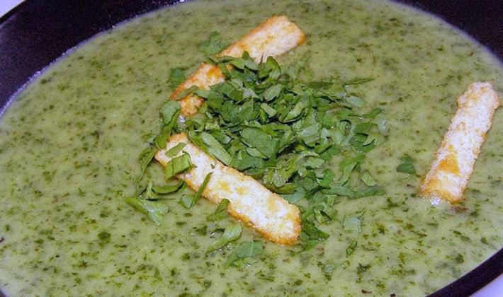 Вкусные супы из шампиньонов с картофелем