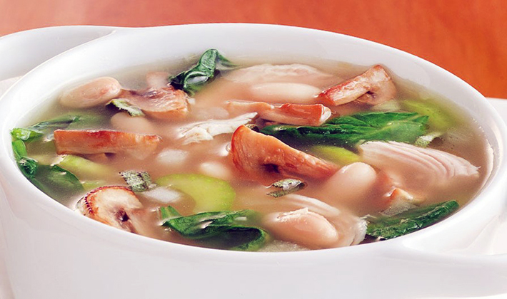 Супы из шампиньонов: домашние рецепты
