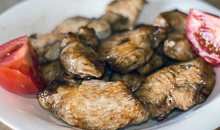 Вкусные соусы с курицей и грибами