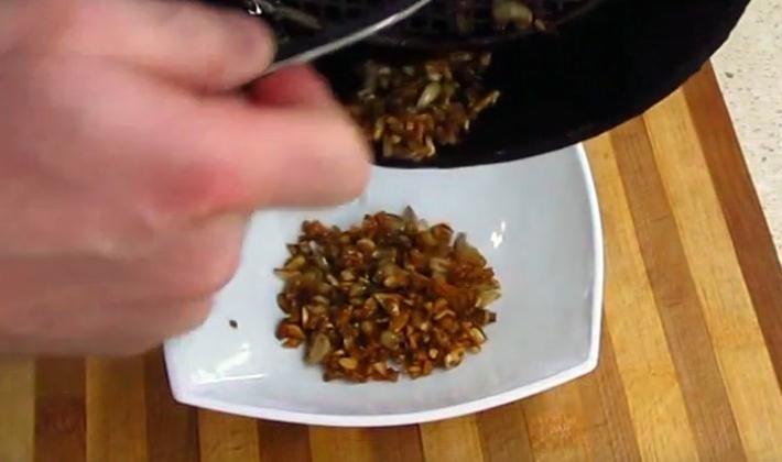 Грибные блюда из шампиньонов целиком