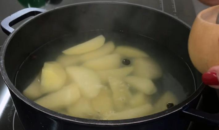 Картофельное пюре с шампиньонами: пошаговые рецепты