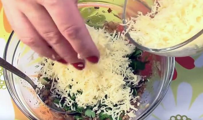 Рецепты вторых блюд из ножек шампиньонов